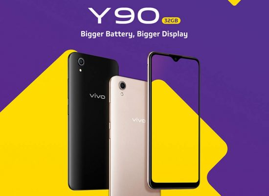 "Vivo Y90 with immense Halo FullViewâ""¢ Display is now available in the market"