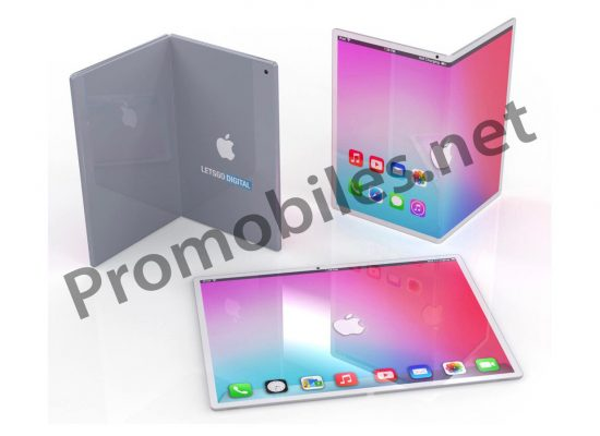 Apple thinking about working on a foldable iPad