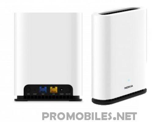 Nokia presents WiFi router Beacon 1