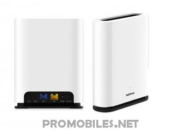 Nokia presents WiFi router