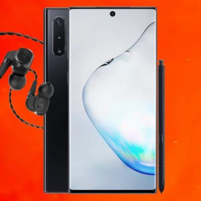 Samsung Has unveiled Noise cancellation hand-free for Galaxy Note10