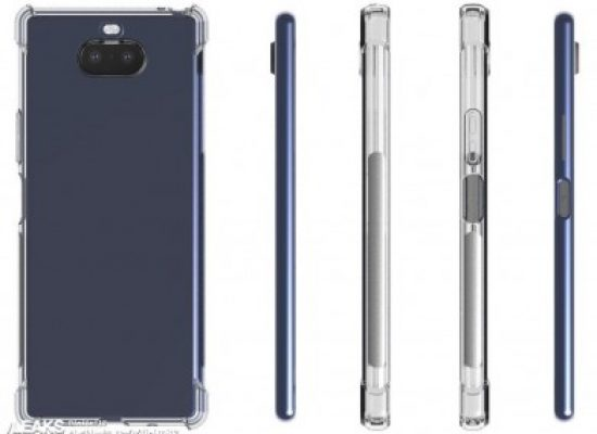 The device will hold the additional dense lens of the Sony Xperia 20 box
