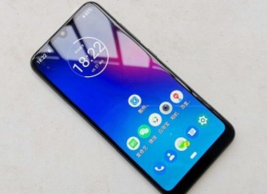 Motorola Moto E6 Plus live images leaked