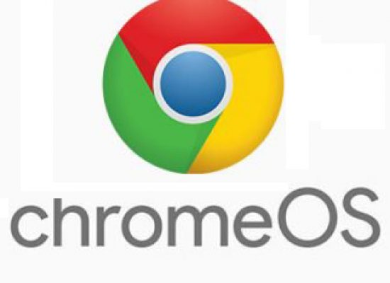 Chrome OS updated by the Google