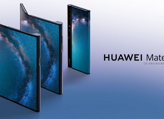 Huawei Mate X about to launch, shows up on TENAA