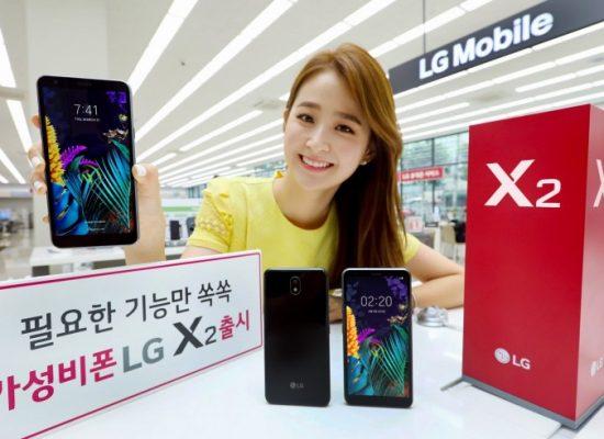 Lg officially announced LG X2 2019  (aka K30 2019)