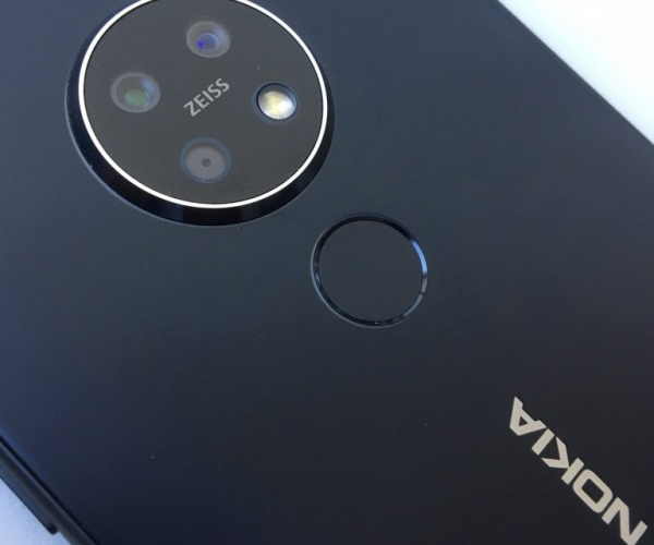 Nokia 7.2 First Real-Life Image Round with three cameras leaked