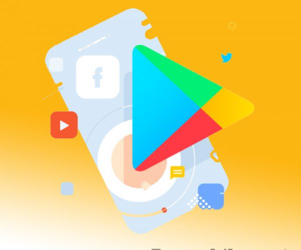 Google Play Store has updated its Graphical user Interface