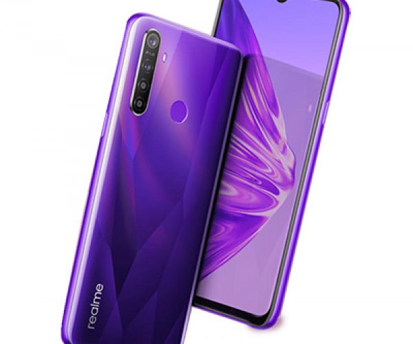 Realme 5 Begin pre-orders in India