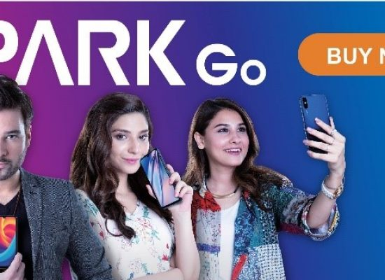 Tecno Spark Go Launched in Pakistan will be available from 16th August