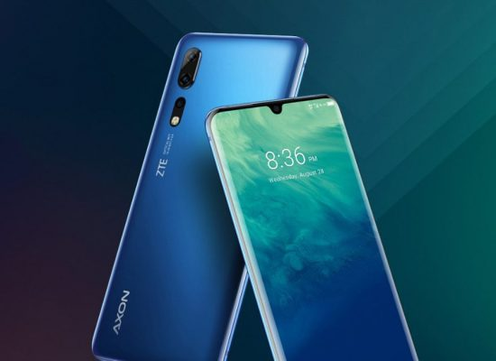 Axon 10 Pro will be launched in the US by ZTE at $550