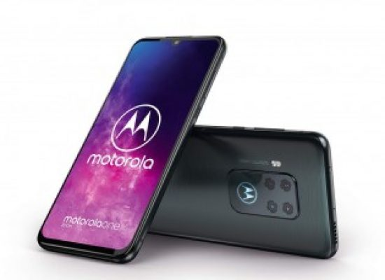Motorola One Zoom with 48MP and 3x telephoto is presented