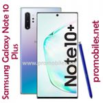 Samsung Galaxy Note 10 Plus - The Stunning Flagship