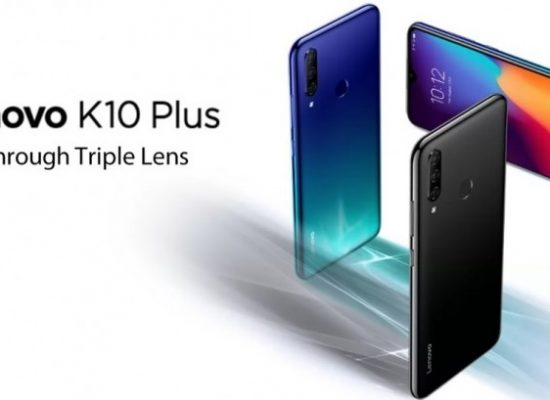 Lenovo K10 Plus is coming on September 22 with Three Cameras & Snapdragon 632