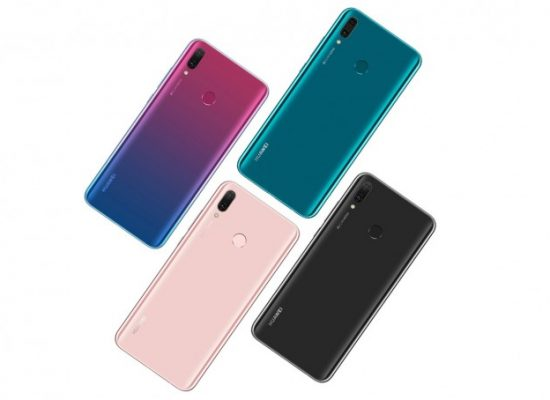 Huawei Sold 10 Million Units of Huawei Y9(2019) in china