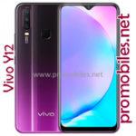 Vivo Y12 - A New Entry-level Smartphone