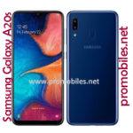 Samsung Galaxy A20s - A Budget Smartphone