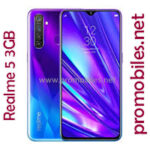 Realme 5 3GB - The Outstanding Budget Phone