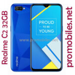 Realme C2 32GB - A Budget Phone of the Company