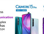 Camon15 and Camon 15 Pro now available
