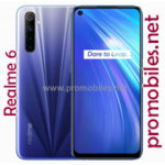 Realme 6 - The New Series Line With Penta Lens Camera Setup