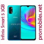 Infinix Smart 5 3GB-The Midrange Smartphone