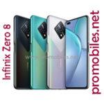 Infinix Zero 8 - A Smartphone With Impressive Specs
