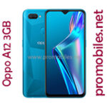 Oppo A12 3GB - Budget Variant