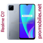 Realme C17 - The Company Is Yet Again With Another Device