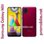 Samsung Galaxy M31 - A Stunning Smartphone