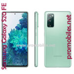 Samsung Galaxy S20 FE - The New Fan Edition Of The Series Will Surface Soon