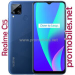 Realme C15 - A New Variant With 6000 mAh Battery