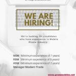 nagina is hiring