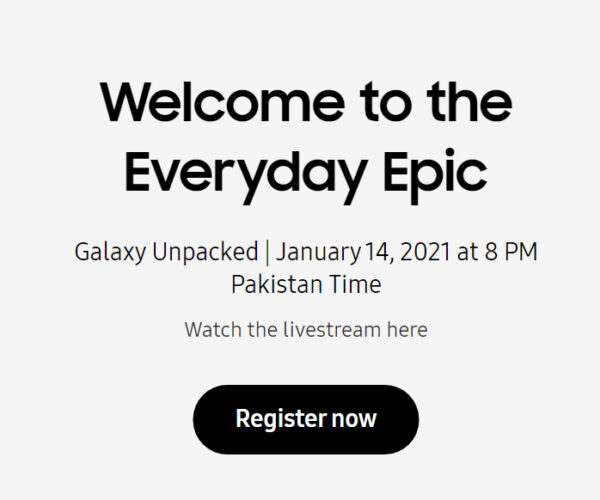 Welcome to the every day Epic