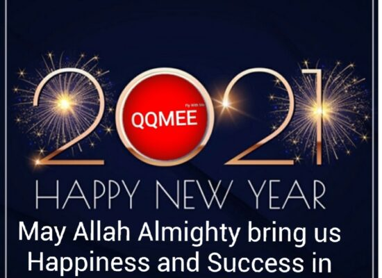QQMEE wishes a happy new year