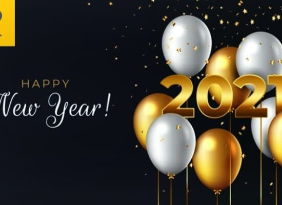 Redmi wishes a happy new year