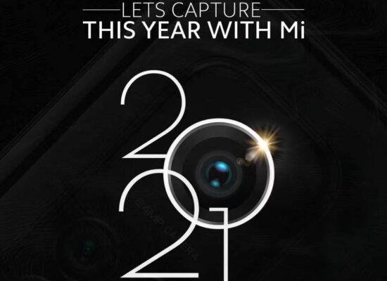 Xiaomi wishes a happy new year