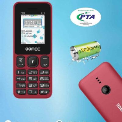 QQMEE launches a new model Q19