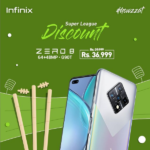 Infinix offering Super League discount