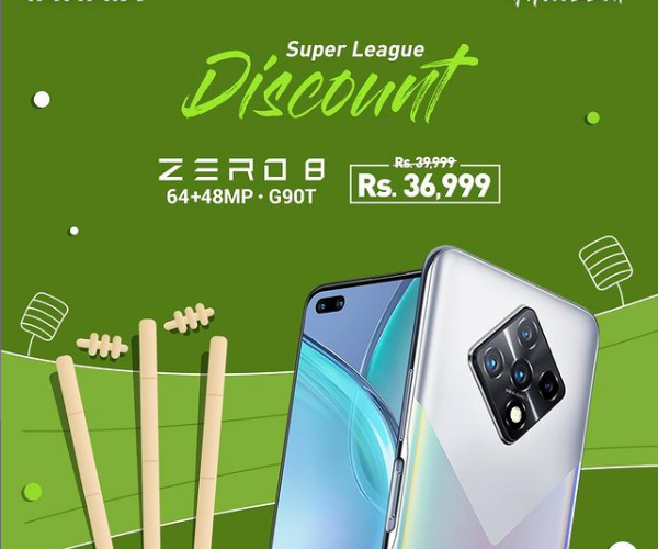 Infinix offering Super League discount